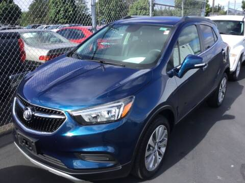 2019 Buick Encore for sale at Royal Moore Custom Finance in Hillsboro OR