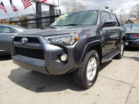 2016 Toyota 4Runner for sale at Gus's Used Auto Sales in Detroit MI