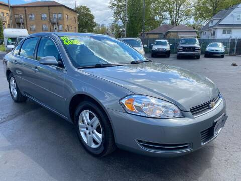2007 Chevrolet Impala for sale at Streff Auto Group in Milwaukee WI