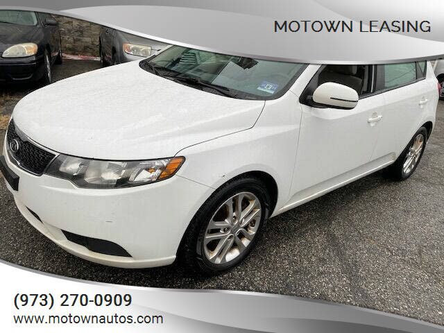 2012 Kia Forte5 for sale at Motown Leasing in Morristown NJ
