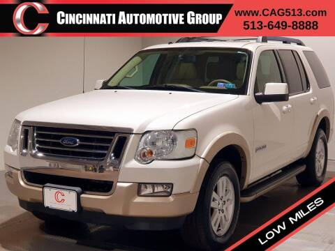 2008 Ford Explorer for sale at Cincinnati Automotive Group in Lebanon OH
