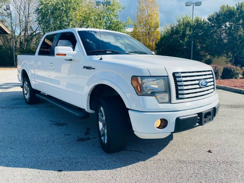 2010 Ford F-150 for sale at Classic Luxury Motors in Buford GA