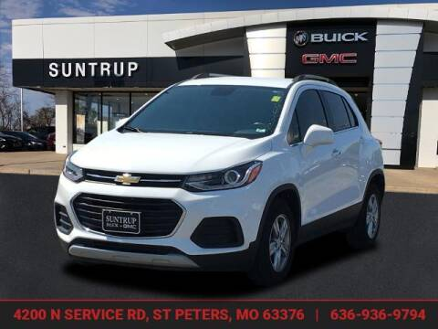 2019 Chevrolet Trax for sale at SUNTRUP BUICK GMC in Saint Peters MO