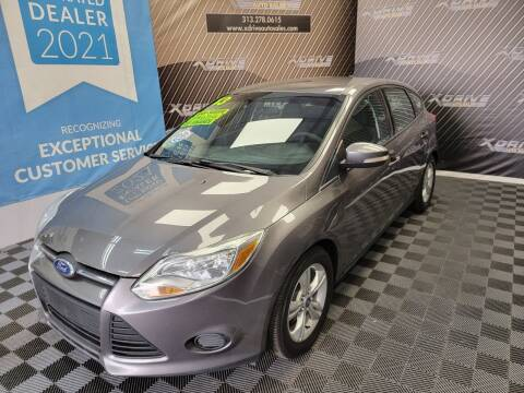 2013 Ford Focus for sale at X Drive Auto Sales Inc. in Dearborn Heights MI