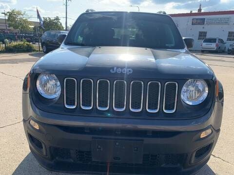2018 Jeep Renegade for sale at Minuteman Auto Sales in Saint Paul MN