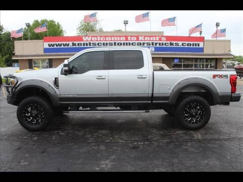 2018 Ford F-350 Super Duty for sale at Kents Custom Cars and Trucks in Collinsville OK