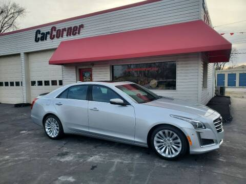 2016 Cadillac CTS for sale at Car Corner in Mexico MO
