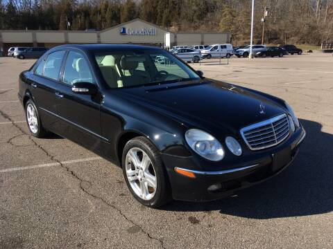 2006 Mercedes-Benz E-Class for sale at Borderline Auto Sales in Loveland OH