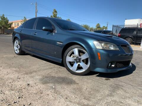 2009 Pontiac G8 for sale at Boktor Motors in Las Vegas NV