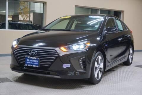 2019 Hyundai Ioniq Plug-in Hybrid for sale at Jeremy Sells Hyundai in Edmunds WA