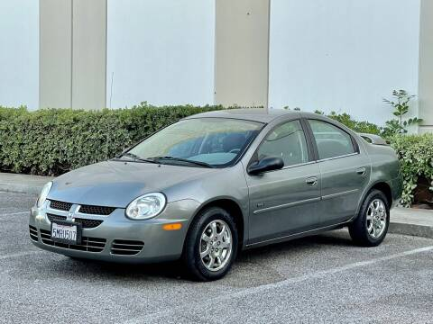 2005 Dodge Neon for sale at Carfornia in San Jose CA
