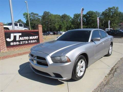2014 Dodge Charger for sale at J T Auto Group in Sanford NC