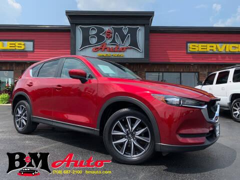 2018 Mazda CX-5 for sale at B & M Auto Sales Inc. in Oak Forest IL
