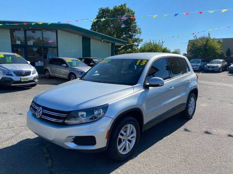 2013 Volkswagen Tiguan for sale at TDI AUTO SALES in Boise ID