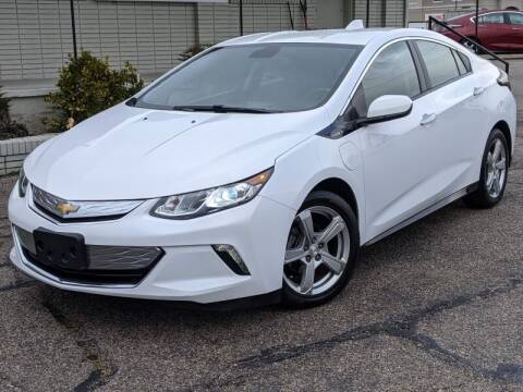 2017 Chevrolet Volt for sale at Clean Fuels Utah in Orem UT