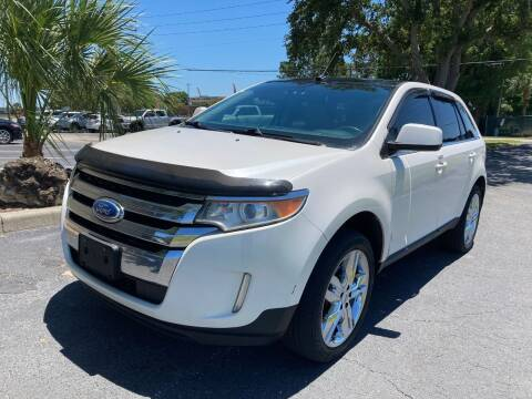 2011 Ford Edge for sale at Top Garage Commercial LLC in Ocoee FL