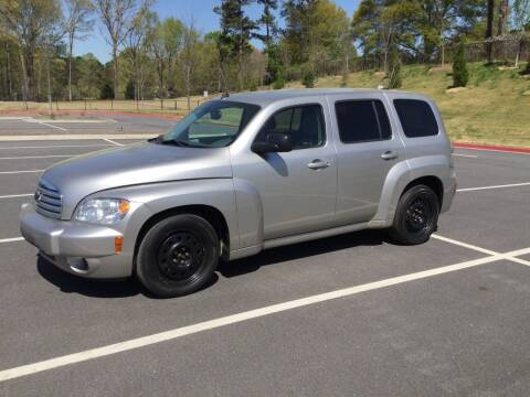 2008 Chevrolet HHR for sale at WIGGLES AUTO SALES INC in Mableton GA