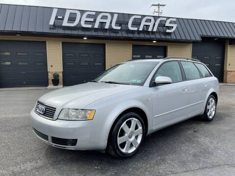 2005 Audi A4 for sale at I-Deal Cars in Harrisburg PA