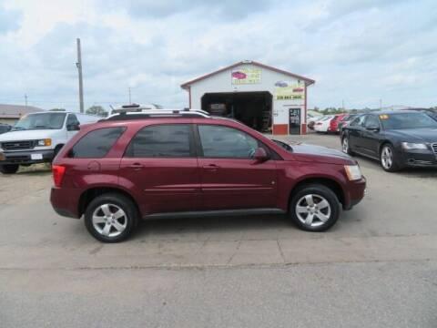 2007 Pontiac Torrent for sale at Jefferson St Motors in Waterloo IA