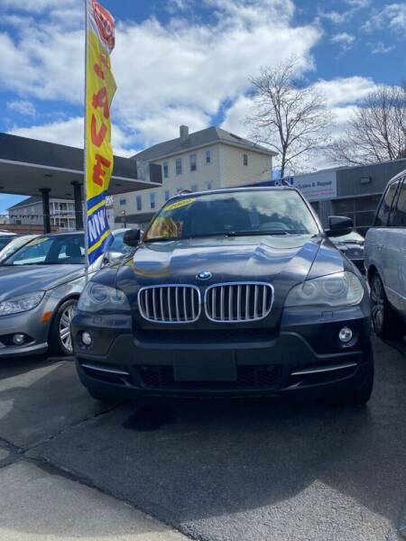 2009 BMW X5 for sale at Olsi Auto Sales in Worcester MA