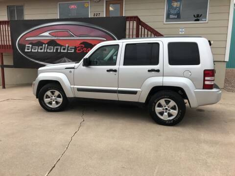 2011 Jeep Liberty for sale at Badlands Brokers in Rapid City SD