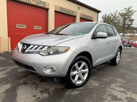 2009 Nissan Murano for sale at Keystone Auto Center LLC in Allentown PA