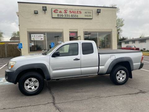 2005 Toyota Tacoma for sale at C & S SALES in Belton MO