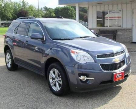 2013 Chevrolet Equinox for sale at Clapper MotorCars in Janesville WI