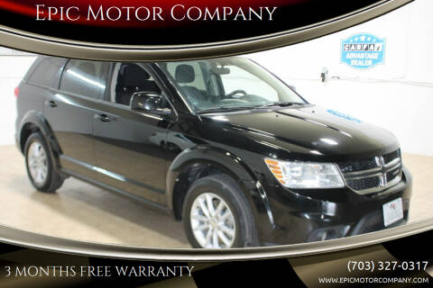 2017 Dodge Journey for sale at Epic Motor Company in Chantilly VA