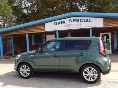 2014 Kia Soul for sale at DRM Special Used Cars in Starkville MS