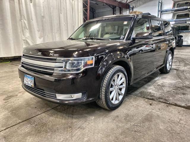 2014 Ford Flex for sale at Victoria Auto Sales in Victoria MN