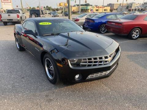 2011 Chevrolet Camaro for sale at Sell Your Car Today in Fayetteville NC