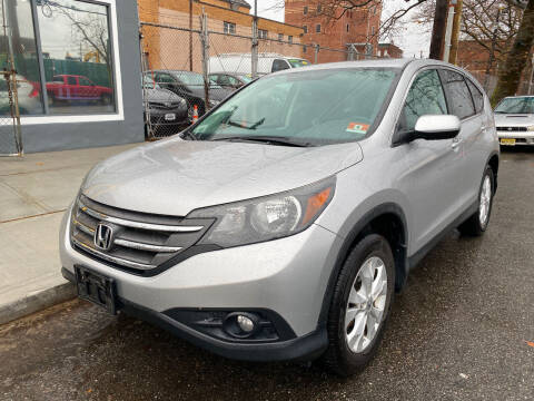 2013 Honda CR-V for sale at DEALS ON WHEELS in Newark NJ