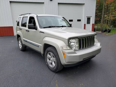 2009 Jeep Liberty for sale at Motor House in Alden NY