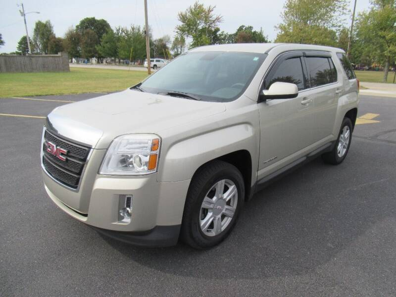 2015 GMC Terrain for sale at Just Drive Auto in Springdale AR