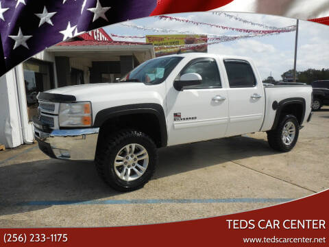 2012 Chevrolet Silverado 1500 for sale at TEDS CAR CENTER in Athens AL