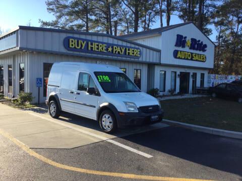 2011 Ford Transit Connect for sale at Bi Rite Auto Sales in Seaford DE