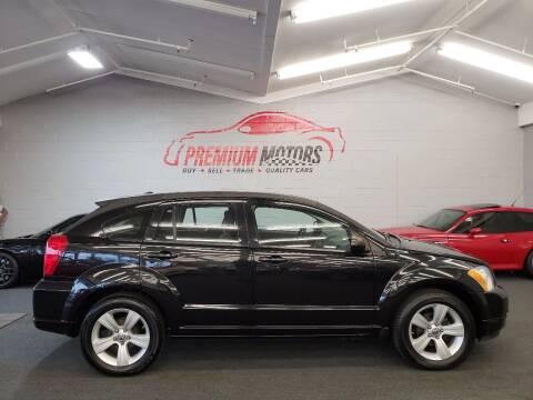 2011 Dodge Caliber for sale at Premium Motors in Villa Park IL