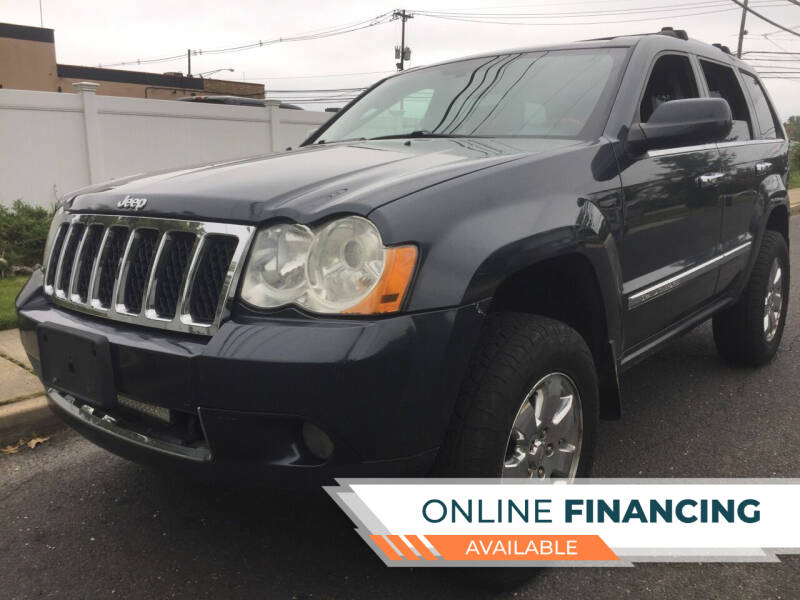2008 Jeep Grand Cherokee for sale at New Jersey Auto Wholesale Outlet in Union Beach NJ