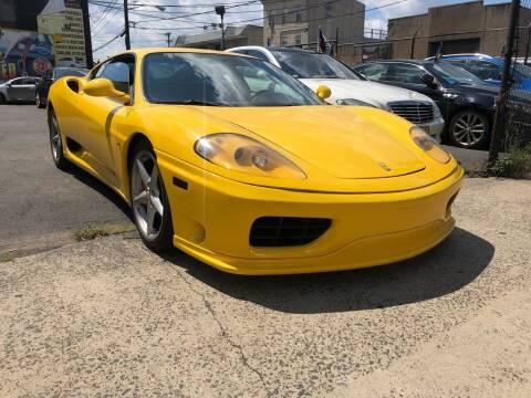 2000 Ferrari 360 Modena for sale at South Street Auto Sales in Newark NJ