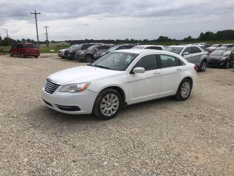 2014 Chrysler 200 for sale at Delta Motors LLC in Jonesboro AR