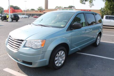 2010 Chrysler Town and Country for sale at Drive Now Auto Sales in Norfolk VA