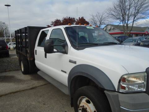 2005 Ford F-450 Super Duty for sale at Liberty Auto Show in Toledo OH