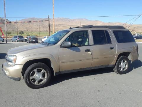 2006 Chevrolet TrailBlazer EXT for sale at Super Sport Motors LLC in Carson City NV