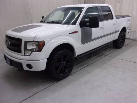 2013 Ford F-150 for sale at Paquet Auto Sales in Madison OH
