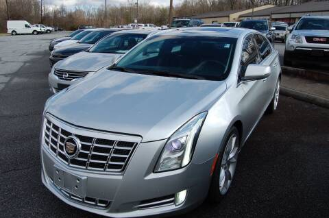 2013 Cadillac XTS for sale at Modern Motors - Thomasville INC in Thomasville NC