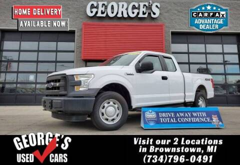 2015 Ford F-150 for sale at George's Used Cars - Pennsylvania & Allen in Brownstown MI