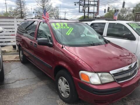 2005 Chevrolet Venture for sale at Klein on Vine in Cincinnati OH