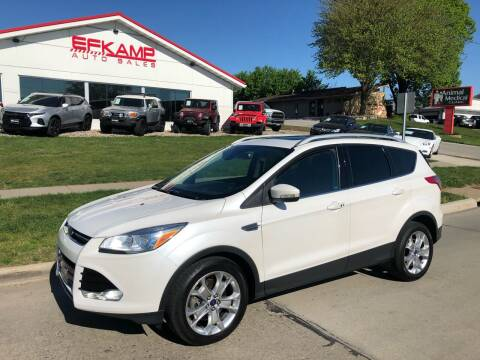 2016 Ford Escape for sale at Efkamp Auto Sales LLC in Des Moines IA