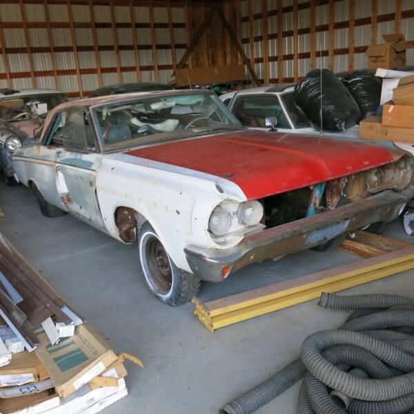 1964 Dodge 440 2 DR.HT for sale at MOPAR Farm - MT to Un-Restored in Stevensville MT